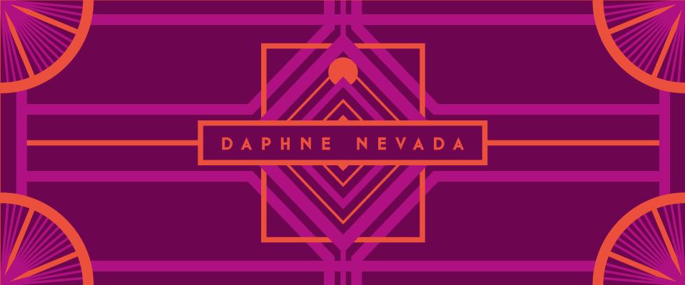 Daphne Nevada Logo banner